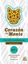 Chocolate 60% Cacao - 100gr